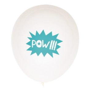 balloons superhero