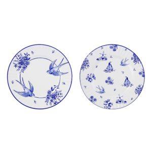 blue porc plates 1