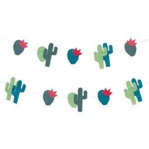 guirlande cactus