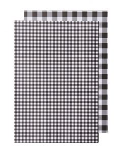 papier black