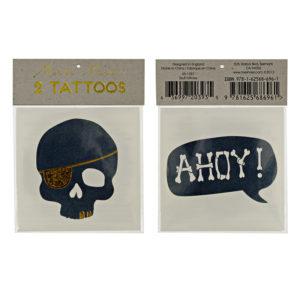 skull ahoy
