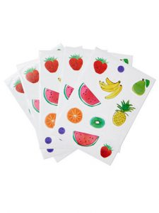 stickers-fruits