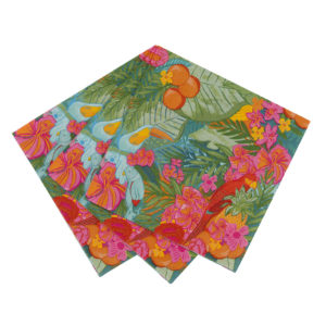tropicale fiesta napkins