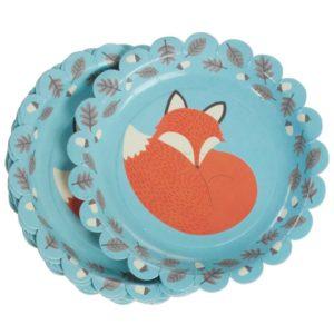 assiette fox