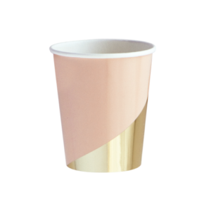 cup colorblock