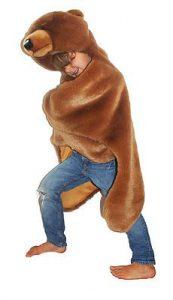 ours déguisement costume ratatam