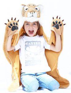 tigre déguisement costume ratatam