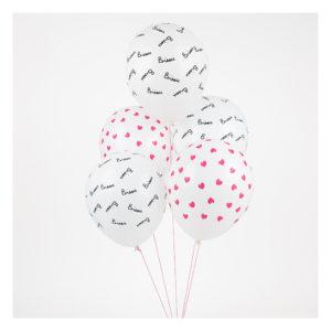 ballons-bisous mathilde cabanas