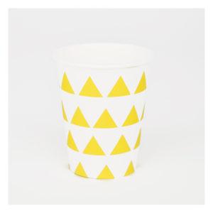 gobelets-triangle-jaune