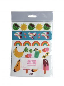 kitiya palaskas stickers roller