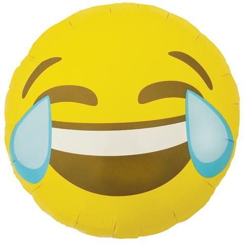 Ballon Emoji Qui Pleure De Rire Pikasworld Décoration Anniversaire