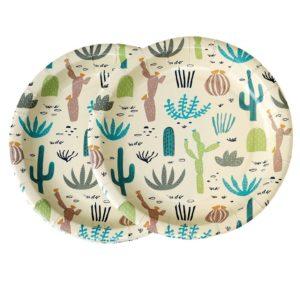 desert-bloom-cactus-print-disposable-paper-plates-27326
