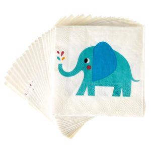 elvis-elephant-cocktail-paper-napkins-27322