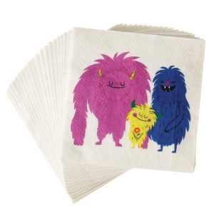 monsters-world-cocktail-paper-napkins-27323