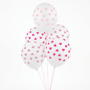 anniversaire-enfant-ballons-coeurs-rose-my-little-day