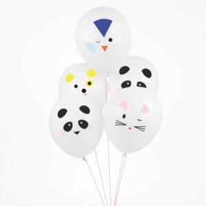 decoration-de-anniversaire-enfant-ballons-animaux-mignons-my-little-day