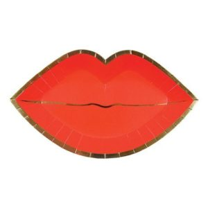 lèvres-rouge-assiettes-decoration-st-valentin-fete-party-meri-meri-lips