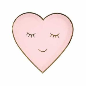 assiettes-coeurs-rose-pastel-merimeri-anniversaire-st-valentin