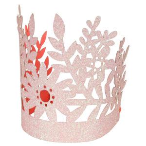 couronne-pailette-rose-merimeri-anniversaire-fee-princesse