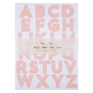 stickers-pink-glitter-merimeri
