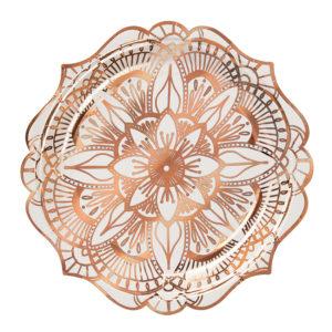 assiettes-mandala-meri-meri-merimeri-anniversaire-rosegold