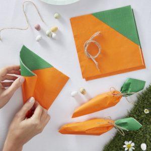 serviettes-carottes-paques-gingerray-decoration-fete