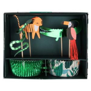 cupcake-kit-go-wild-jungle-safari-tigre-serpent-anniversaire-decoration