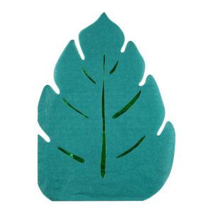 serviettes-feuilles-tropical-merimeri-jungle-decoration-anniversaire