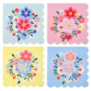 serviettes-kaskmiri-merimeri-fleurs