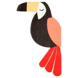 serviettes-toucan-jungle-safari-tropical-anniversaire-merimeri