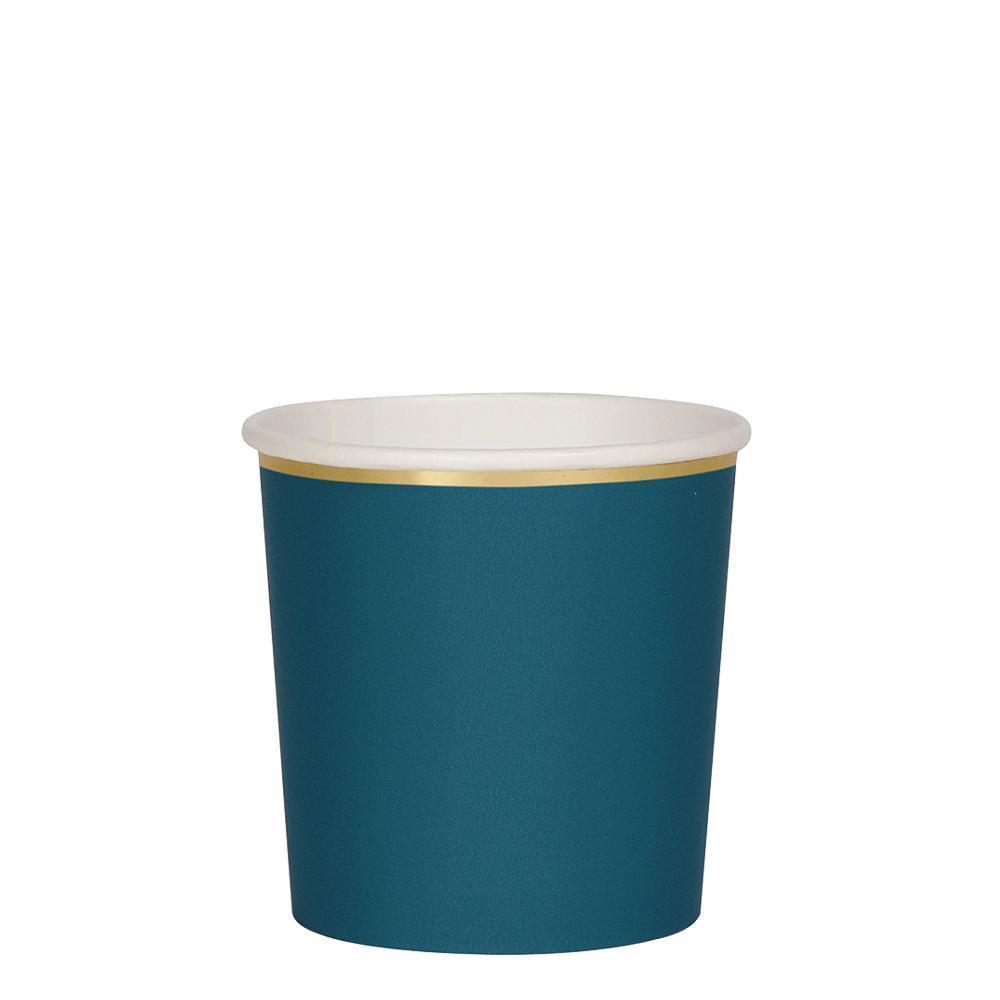 Gobelets Bleu Canard